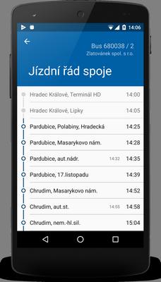IDS IREDO, Představujeme mobilní aplikaci IDS IREDO pro cestující v Pardubickém i Královéhradeckém kraji, T-MAPY spol. s r.o.