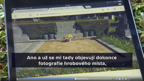 hřbitov online, Hřbitov online, T-MAPY spol. s r.o.