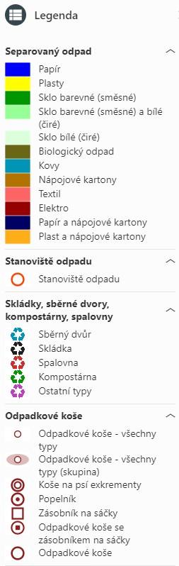 Pasport odpadového hospodářství, Pasport odpadového hospodářství, T-MAPY spol. s r.o.