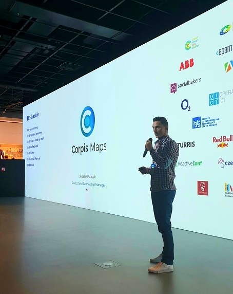 , Corpis Maps na HackPrague 2019, T-MAPY spol. s r.o.